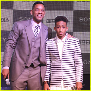 Jaden Smith: 'After Earth' Premiere in Seoul