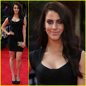 Jessica Lowndes: 'Hangover III' London Premiere