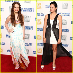 Kaitlyn Dever & Stevie Lynn Jones: LA Screenings Lot Party