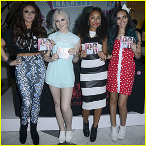 Little Mix: 'DNA' Released in the U.S.!
