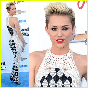 Miley Cyrus -- Billboard Music Awards 2013
