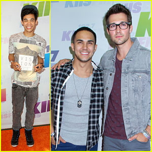 Roshon Fegan & Big Time Rush: Wango Tango 2013