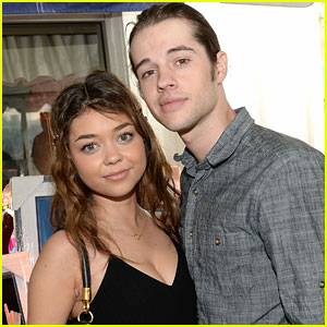 Sarah Hyland & Matt Prokop: Celebrity Golf Classic Couple