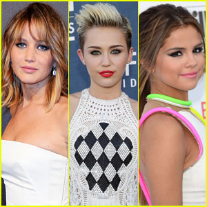 Selena Gomez, Miley Cyrus, & Jennifer Lawrence: 'Complex' Hottest Women Top 10!