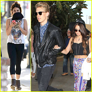 Vanessa Hudgens &#038; Austin Butler: Rolling Stones Couple!
