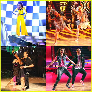 Zendaya &#038; Aly Raisman: DWTS Finalists!