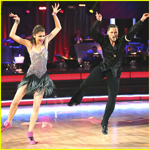 Zendaya & Val Chmerkovskiy: 2nd Place on DWTS!