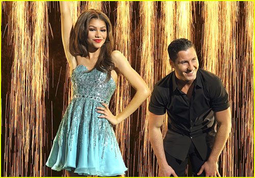 Zendaya & Val Chmerkovskiy on DWTS: WATCH All Their Dances!