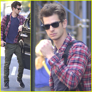 Stan Lee: Andrew Garfield Looks Great in Costume