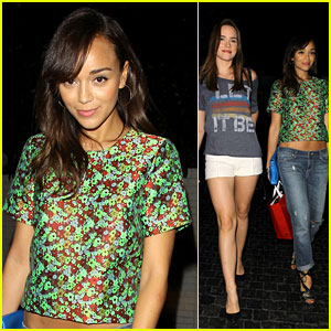 Ashley Madekwe: Elizabeth & James Launch Lady