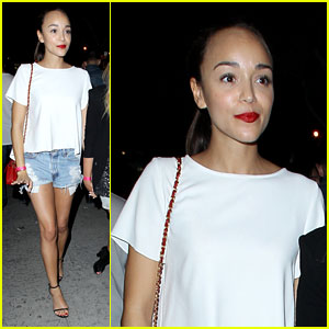 Ashley Madekwe: Girls Night Out!