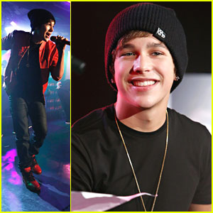 Austin Mahone: Radio Disney Takeover Monday!