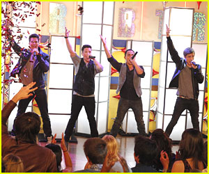 Big Time Rush: 'Confetti Falling' Music Video -- Watch Now!