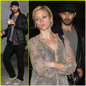 Brittany Snow & Tyler Hoechlin: Comedy Date Night