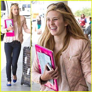 Caroline Sunshine: Off To Philly!