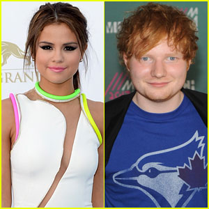 Ed Sheeran Dispels Rumors of Selena Gomez Collaboration