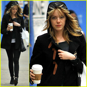 Emma Stone in Talks for New Comedy Film