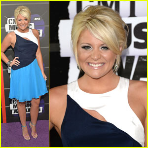 Lauren Alaina: CMT Music Awards 2013