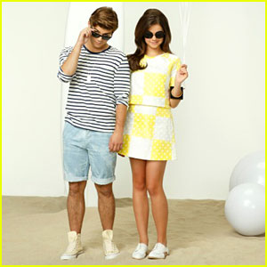 Maia Mitchell & Garrett Clayton: 60s-Inspired 'Teen Beach Movie' Photo Shoot!