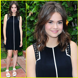 Maia Mitchell: I Connected with 'The Fosters' Role on a Personal Level
