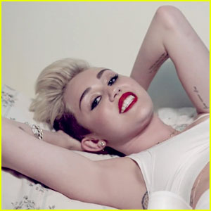Miley Cyrus: 'We Can't Stop' Music Video - Watch Now!