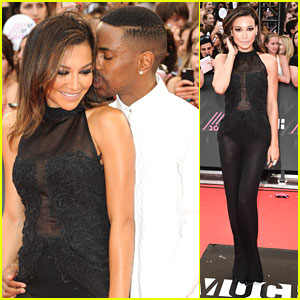 Naya Rivera: MuchMusic Video Awards 2013 with Big Sean