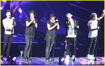 One Direction: Washington, D.C. Concert Pics!
