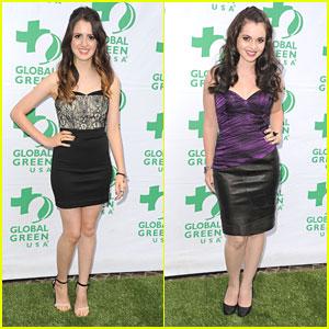 Vanessa & Laura Marano: Millenium Awards 2013