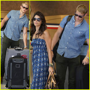 Alexander Ludwig: New York Bound with Nicole Pedra
