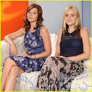 Aly & AJ Michalka: Music Choice Stop!