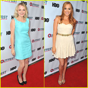 Evanna Lynch & Andrea Bowen: 'G.B.F.' Closes Outfest 2013