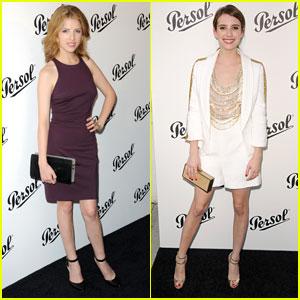 Anna Kendrick & Emma Roberts: Persol Magnificent Obsessions Event