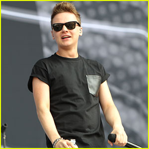 Conor Maynard: Wireless Festival Performance Pics!