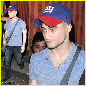 Daniel Radclife: 'Cripple' Role is Demanding