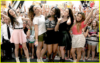 Fifth Harmony: Square One Mall Stop