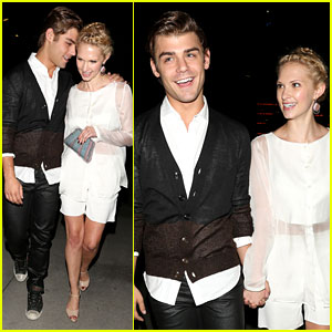 Garrett Clayton: Date Night with Claudia Lee!