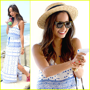 Jamie Chung Launches WhatTheChung.com!