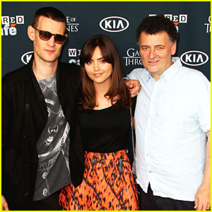 Jenna Coleman: Matt Smith Talks Leaving 'Doctor Who'