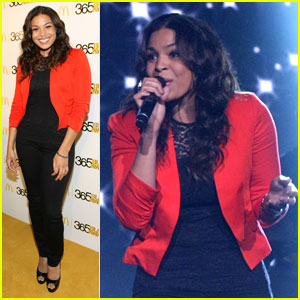 Jordin Sparks: 365 Black Awards Performer!