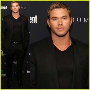 Kellan Lutz: 'Elysium' NYC Screening