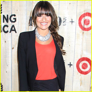 Lea Michele Joins 'Flock of Dudes' Cast?