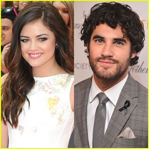 Lucy Hale & Darren Criss: Teen Choice Awards 2013 Hosts!