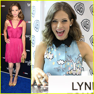 Lyndsy Fonseca Talks 'Nikita' Final Season at Comic-Con