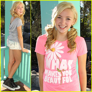 Peyton List: Summer Fashion Fun!