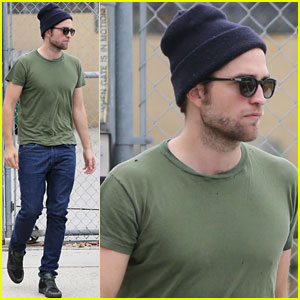 Robert Pattinson: 'Mission: Blacklist' Director Found!