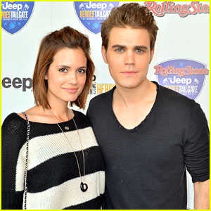 Paul Wesley & Torrey DeVitto To Divorce