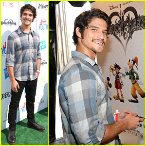 Tyler Posey: Power of Youth 2013