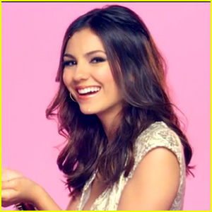 Victoria Justice: 'Gold' Music Video - Watch Now!