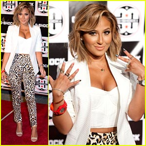 Adrienne Bailon: 'The Real' Co-Host!
