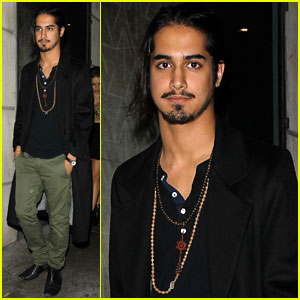 Avan Jogia Steps Out After 'Twisted' Finale